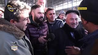 Kütahya Hayvan Pazarındayız - SULTAN PAZAR / Çiftçi TV
