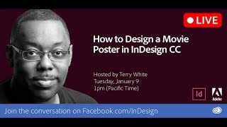 How To Design A Movie Poster In Adobe InDesign
