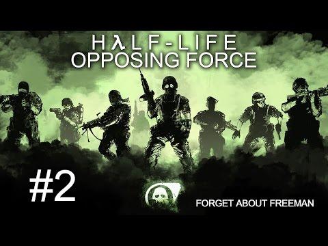 Half-Life: Opposing Force - Прохождение игры на русском [#2]