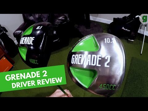 Bombtech Golf Grenade 2 Driver Review