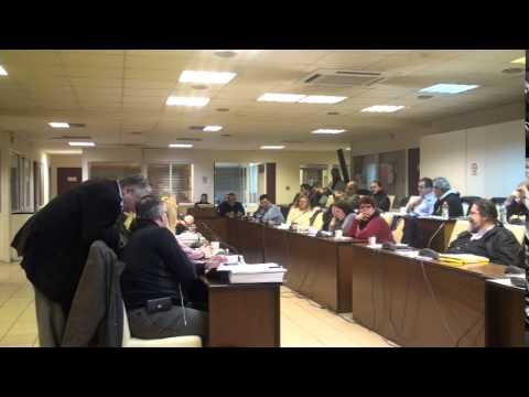 Δημ Συμβούλιο 16-2-15 Τοποθετήσεις κ. Γώγου, Μπαντή, Σωτηρόπουλου