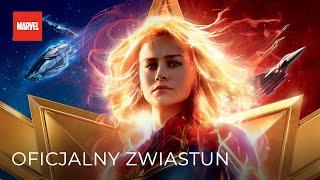 Kapitan Marvel - zwiastun #1 [napisy]