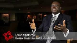 Nigeria LNG Managing Director & CEO Babs Omotowa on Nigeria's burgeoning gas sector