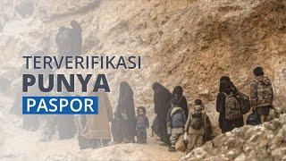 200 Anggota ISIS eks WNI Terverifikasi Punya Paspor