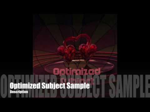Optimized Subject Sample