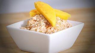 Coconut Mango Sticky Rice Pudding Recipe   Ingrid Dishes