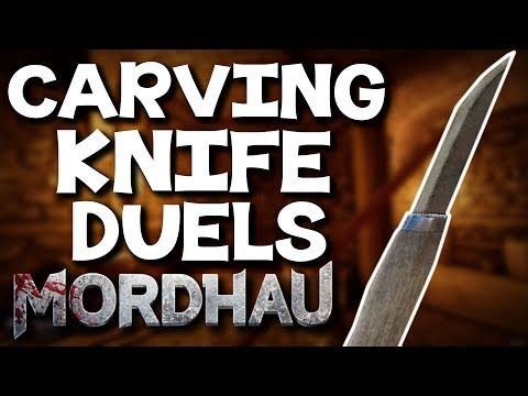 Dueling Session GONE WRONG (Don't Try This at Home) - Mordhau