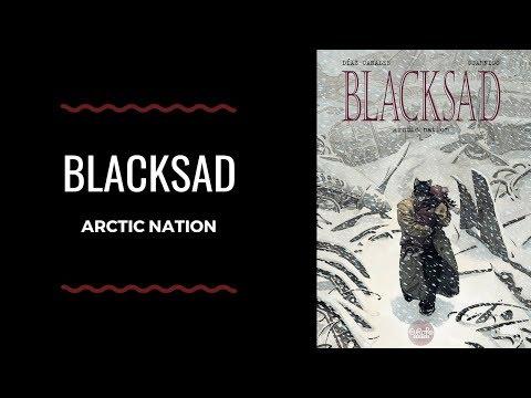 Resenha: Blacksad - Arctic Nation