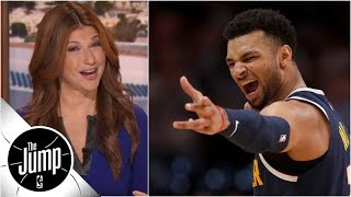 Nuggets are a problem, and they aren't quiet about it - Rachel Nichols | The Jump
