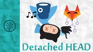 [Version Control] detached HEAD state in git | How to fix a detached HEAD & a brief HEAD tutorial