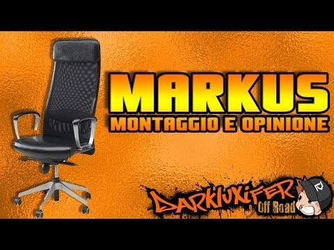 Sedia da ufficio MARKUS