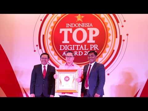 GT Radial Raih Penghargaan Indonesia Top Digital Public Relation Award 2020