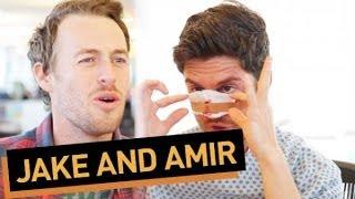 Jake and Amir: Nose Job