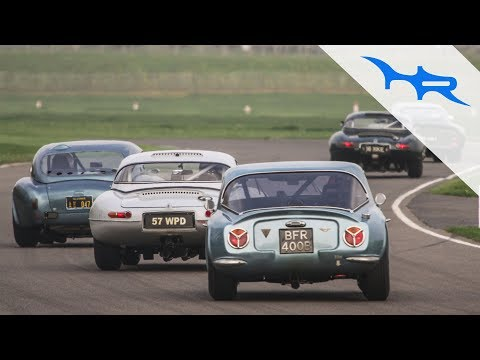 A 1960s SPRINT TO THE FINISH - Goodwood Graham Hill Trophy