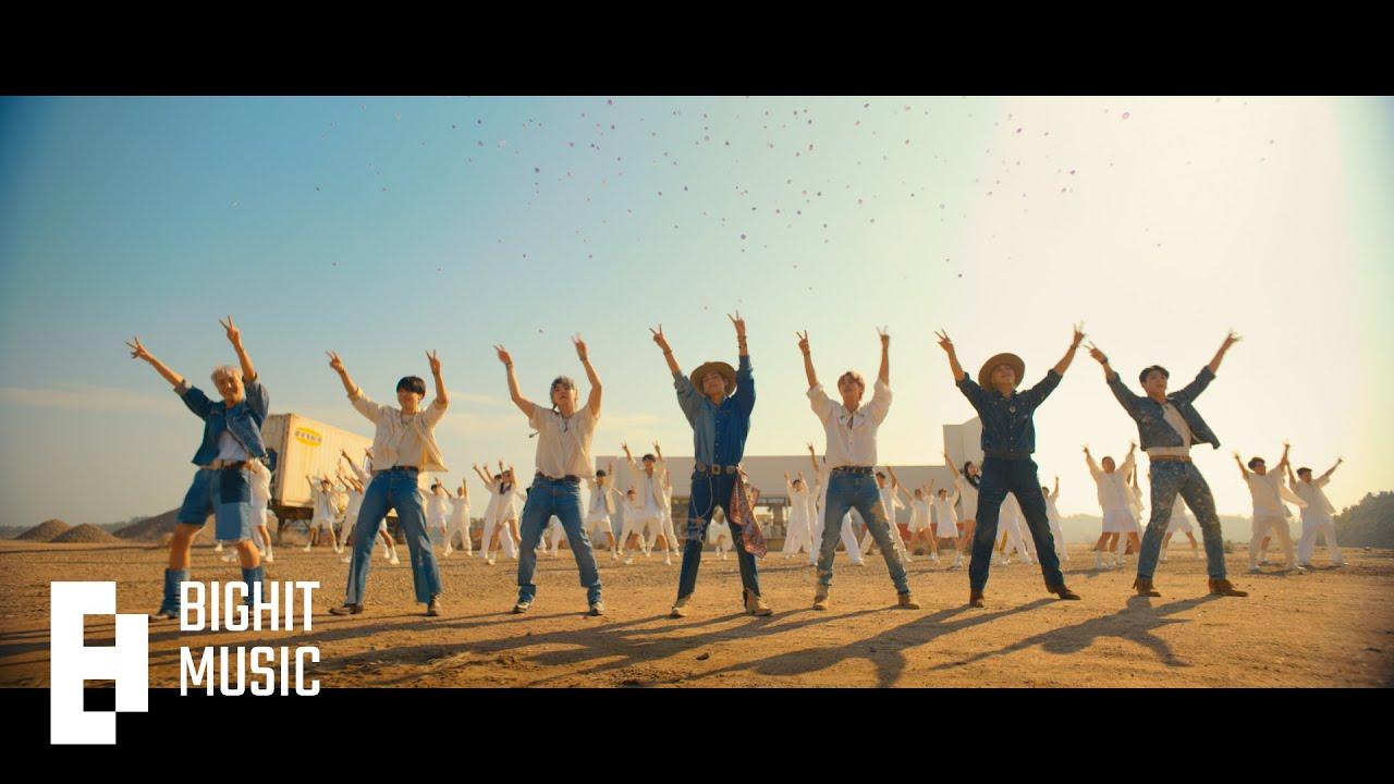 BTS — Permission to Dance
