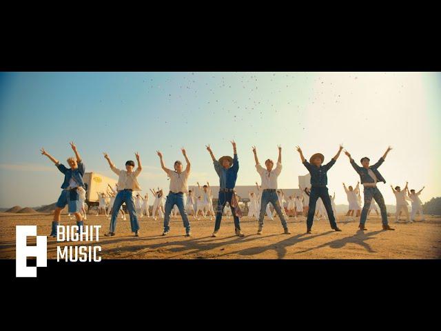 【今日のMV】BTS「Permission to Dance」