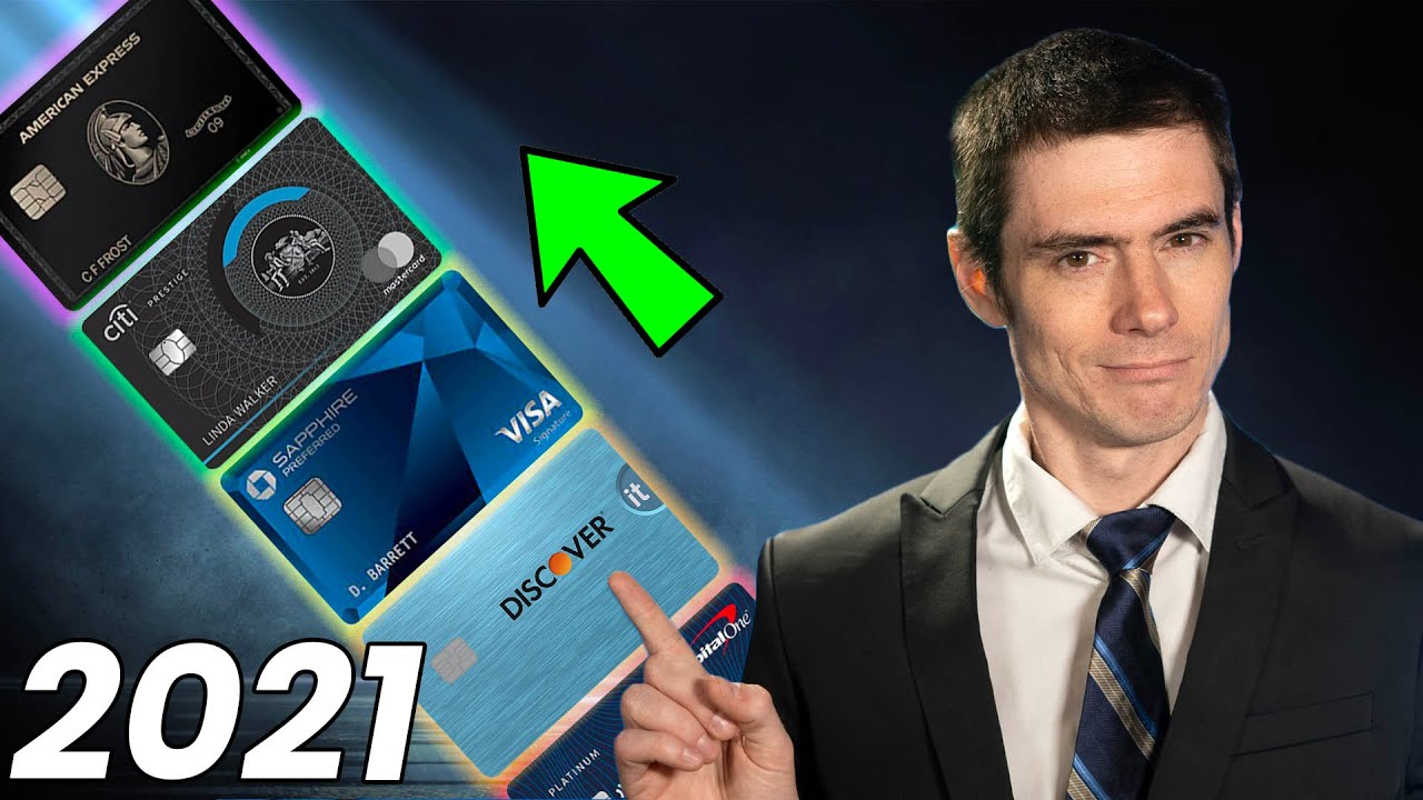 How to Climb Up the CHARGE CARD LADDER in 2021 ... thumbnail