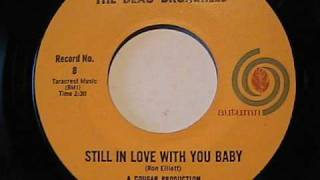 THE BEAU BRUMMELS STILL IN LOVE WITH YOU BABY  AUTUMN RECORDS DEBUT 45