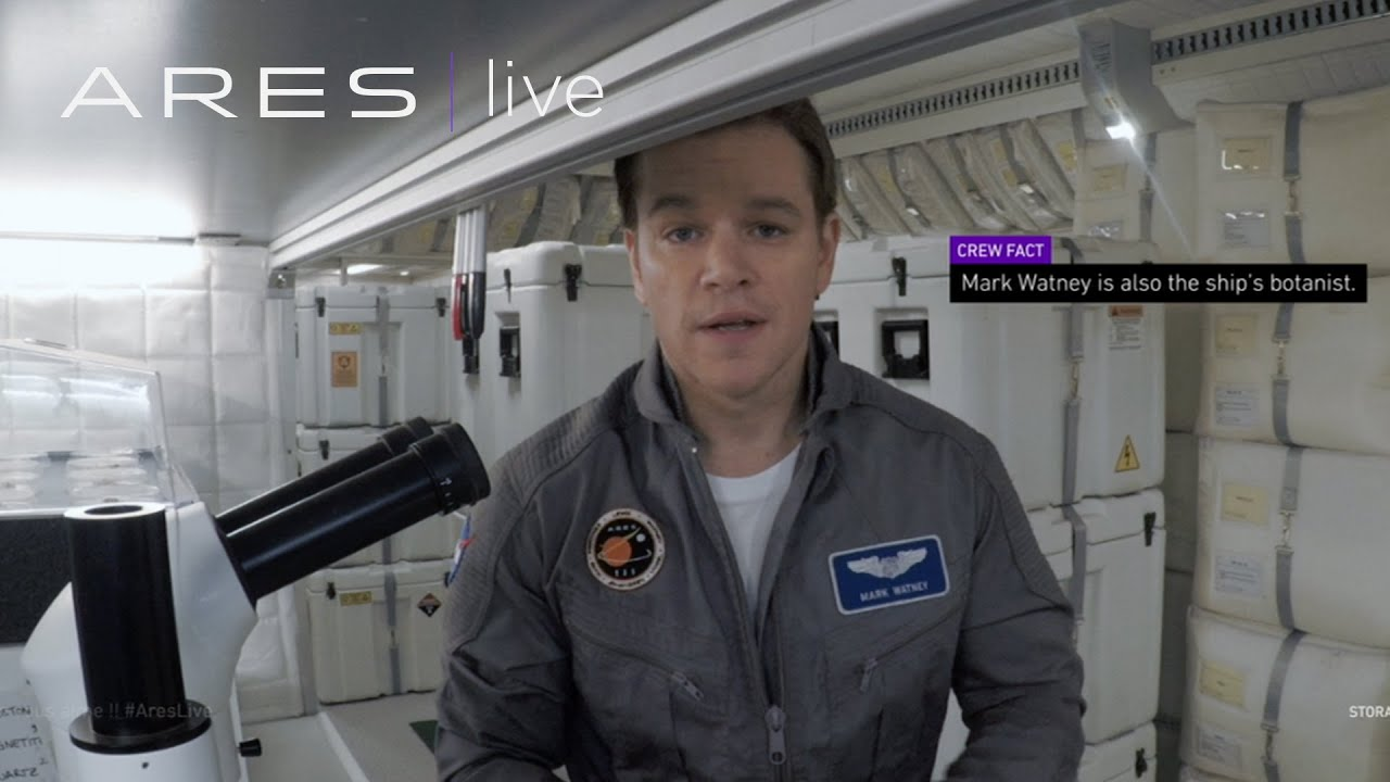 The Martian - Ares 3: Farewell