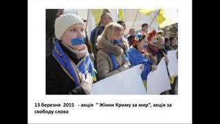 Онлайн-експозиція «Боротьба за український Крим»