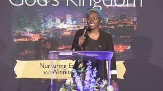 Fear Does Not Advance The Kingdom, Faith Does | Daisy Mpofu