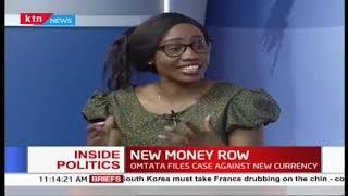 Inside Politics: Debate over Kenyatta statue on notes