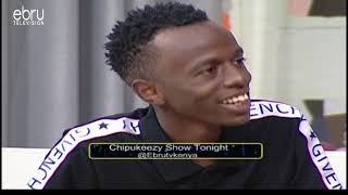 Njugush, Dj Shiti, Theodore, Sasha Diva, Simple Boy & Angie On Chipukeezy Show