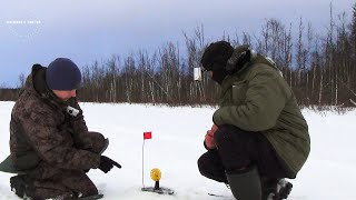 Рыбалка озеро новокарасук щука на жерлицы