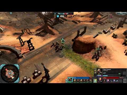 Dawn of War 2: Retribution - 1v1 | PhatE [vs] Lt Ekul