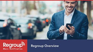 Regroup Mass Notification-video
