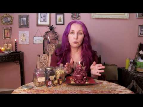 Laughing Buddha Spell for Happiness and Luck in Love - Hoodoo How To with Madame Pamita