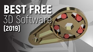 Top 3 FREE 3D Design Software 2019