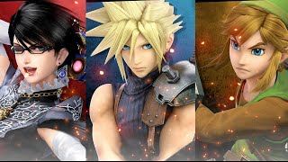 Full Game of Super Smash Bros. Ultimate (Nintendo Switch Gameplay)