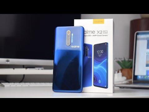 Unboxing Realme X2 Pro e prime impressioni