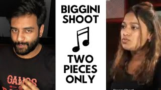 Biggini Shoot | Two Pieces Only | Dialogue with Beats | Yashraj Mukhate | Poonam Sethi  IMAGES, GIF, ANIMATED GIF, WALLPAPER, STICKER FOR WHATSAPP & FACEBOOK