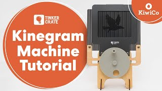 Make A Kinegram Machine - Tinker Crate Project