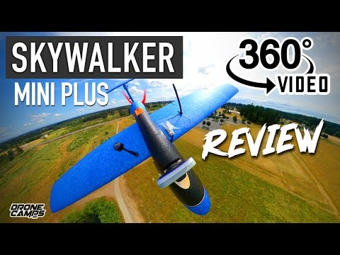 skywalker-mini-plus-fpv-plane--360º-video-amp-full-review--love-it