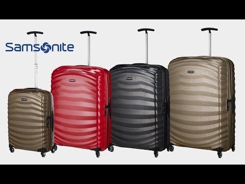 Samsonite - Lite Shock 4-Rollen-Trolley | koffer-direkt.de