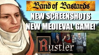 New Medieval Game + KCD Band Of Bastards Screenshots!   Gaming News   #BBH