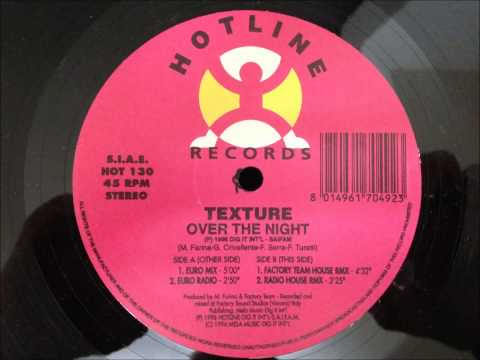 Texture - Over The Night