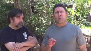 Self Defense Safety Tip with Marc MacYoung - Staying Safe with Alain Burrese