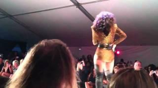 Christina Milian LA Fashion Weekend