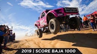 TOYO TIRES | 2019 SCORE BAJA 1000 [4K]