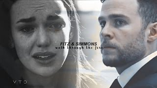 Fitz & Simmons | Walk Through The Fire [+4x18]