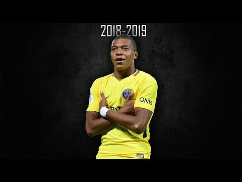 Kylian Mbappé 2018/19 - World Champion - Extraordinary Skills & Speed | HD