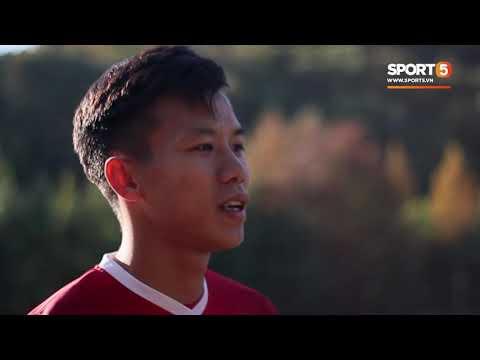 Quế Ngọc Hải đánh giá cao Đình Trọng, Duy Mạnh và Tiến Dũng | AFF Cup 2018