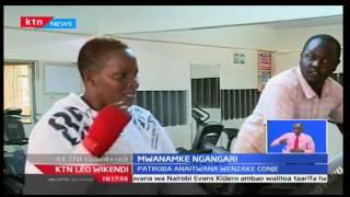 Mwanamke Ngangari tukimwangazia Patroba au ukipenda 'konje' wa Eldoret