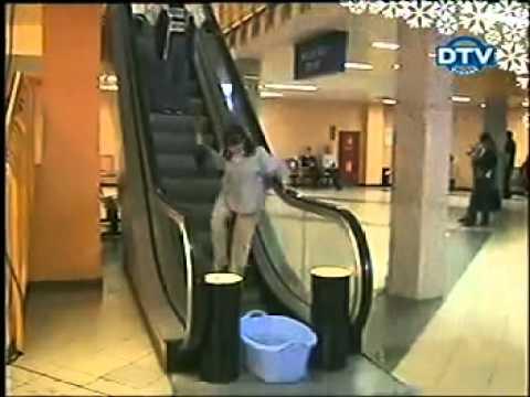 A Surprise Dismount - Funny Prank!