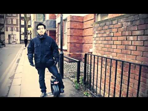 Airwheel Q3 Review electric unicycle like solowheel or IPS or Wheelgo
