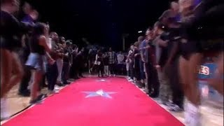 2018 NBA Celebrity All Star Game Player Introductions